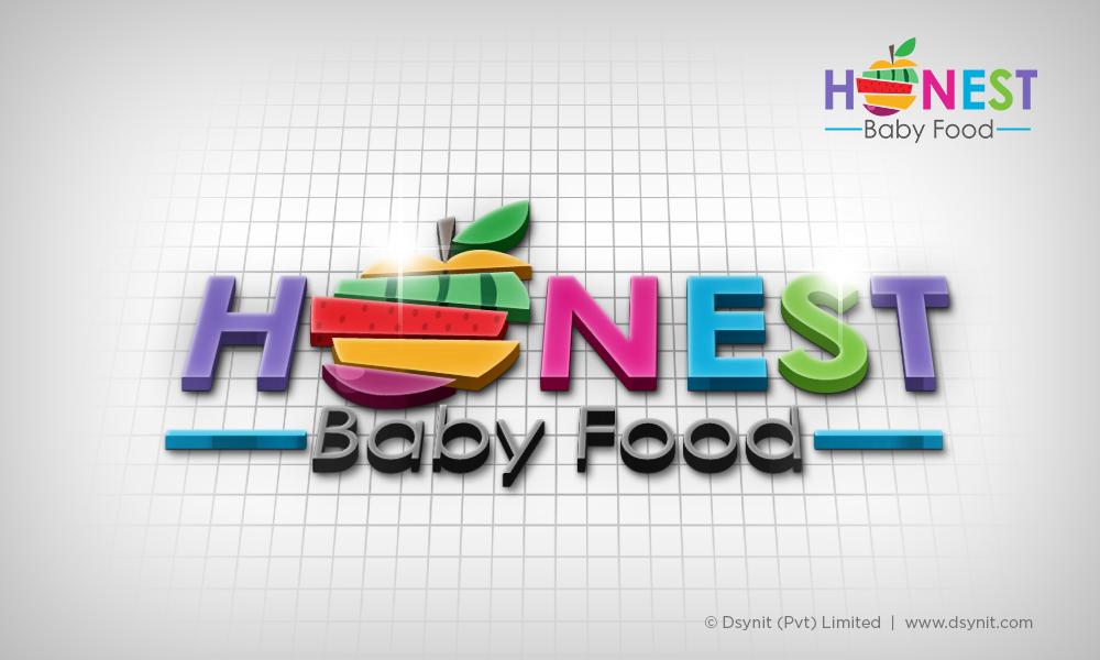 Logo - Honest Baby Food