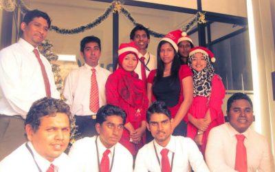 Christmas Celebration 2013