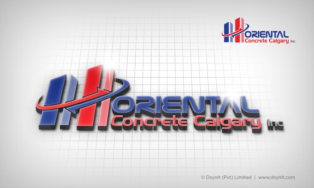 Logo - Oriental Concrete Calgary