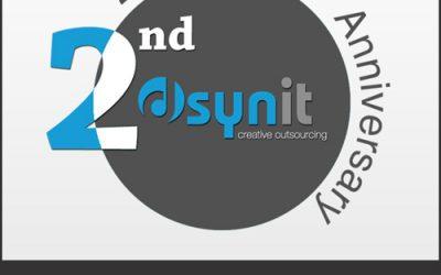 Dsynit Celebrates 2nd Anniversary