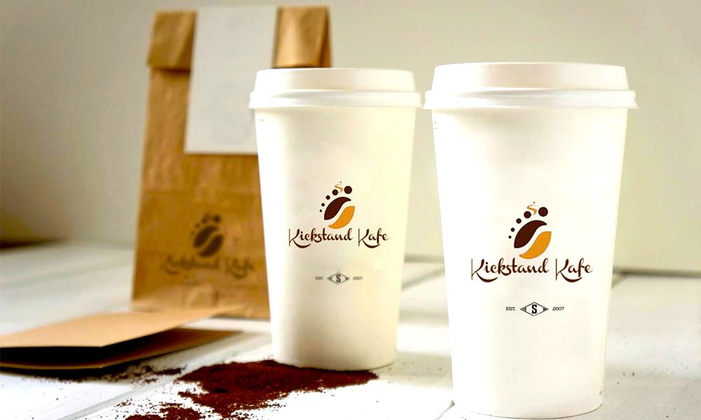 Coffee Cups - Kickstand Kafe