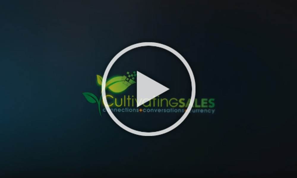 Cover Video - Cultivating Sales