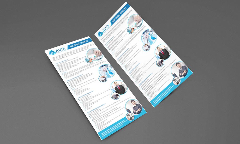 DL Flyer - Avix Group