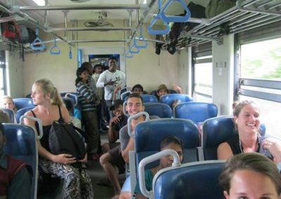 DsynitTrip@Badulla-Train