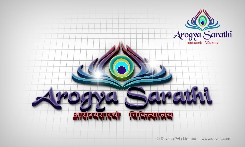Logo - Arogya Sarathi