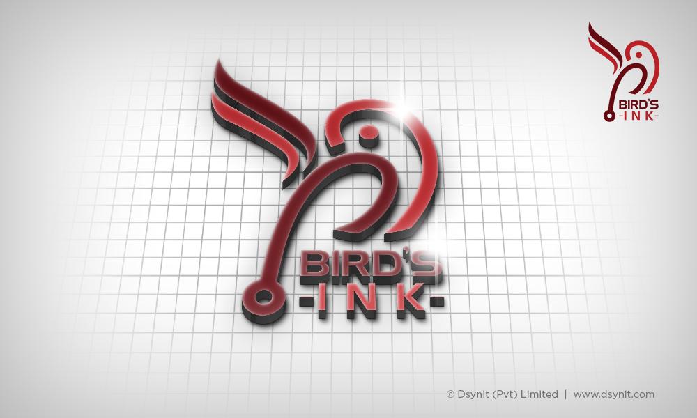 Logo - Birds Ink