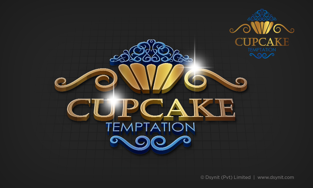 Logo - Cup Cake Temptation