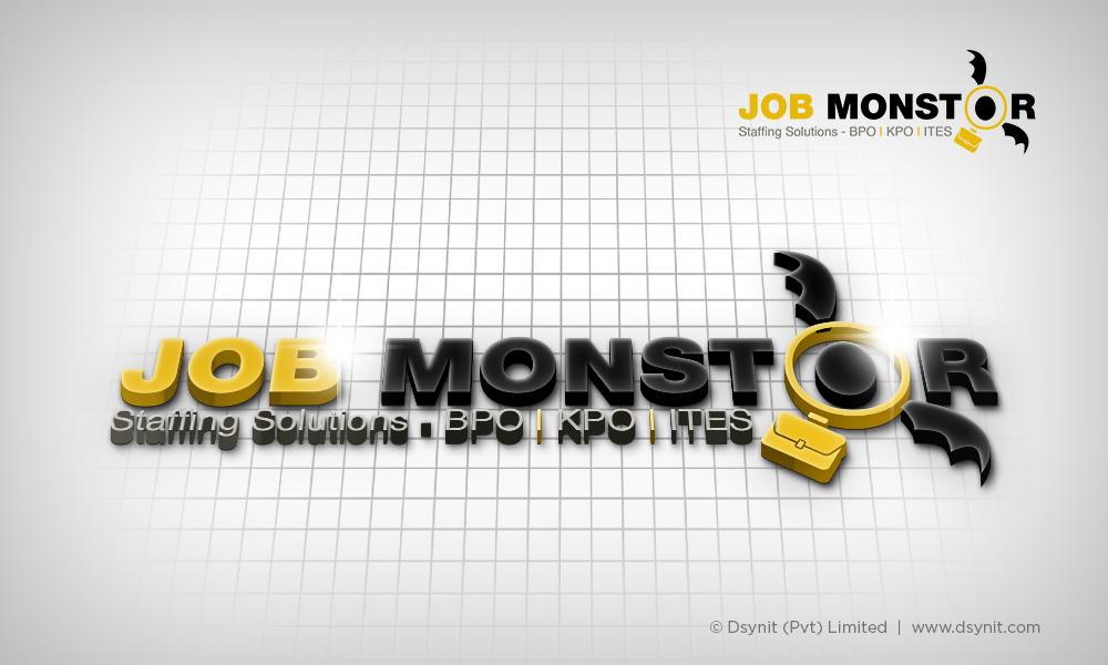 Logo - Job Monstor