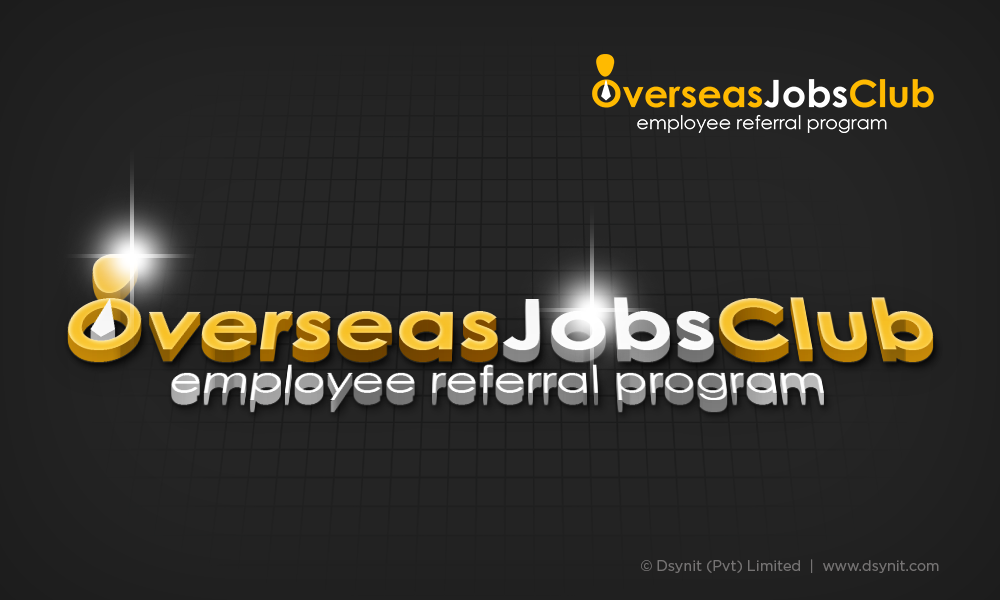 Logo - Overseas Job Club