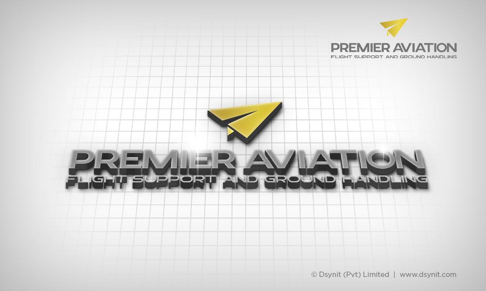 Logo - Premier Aviation
