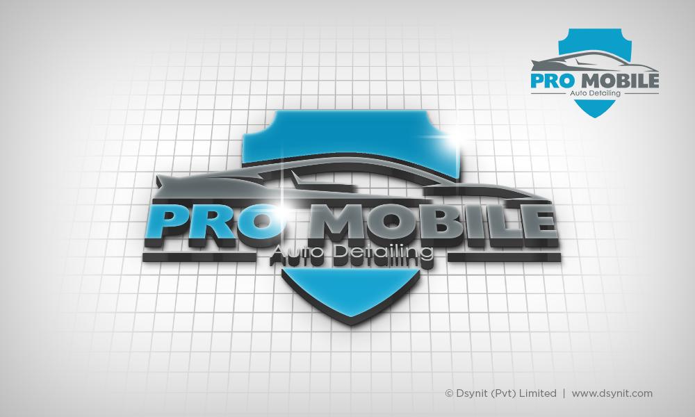 Logo - Pro Automobile