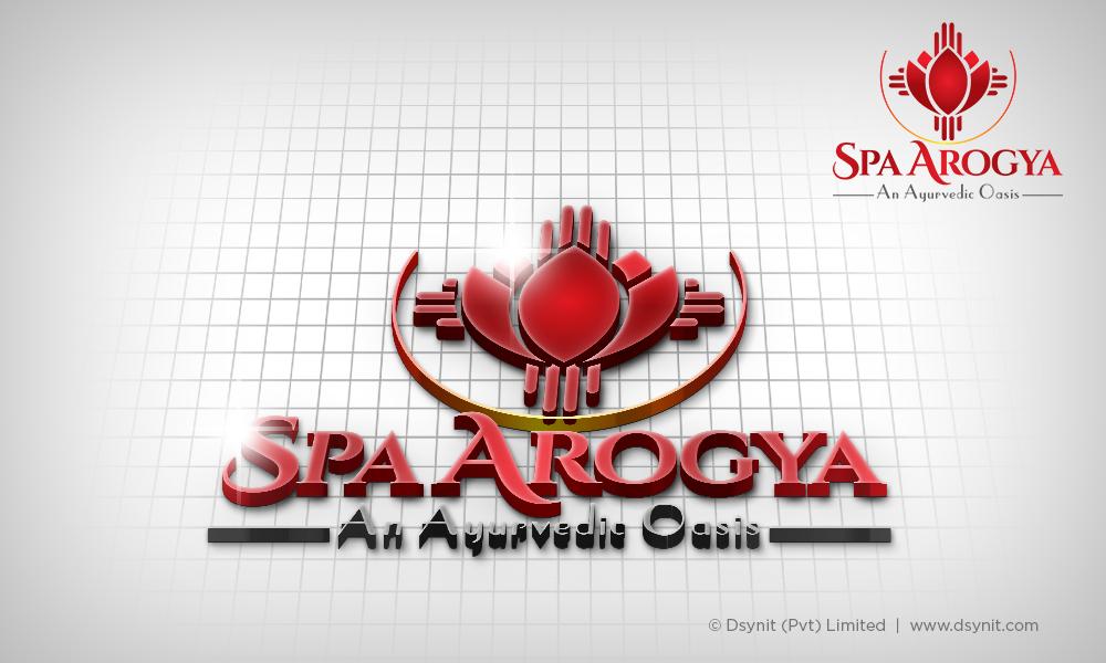 Logo - Spa Arogya