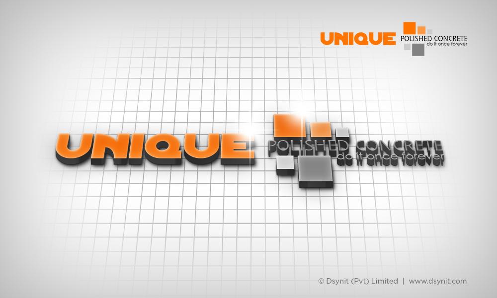 Logo - Unique Polished Concrete