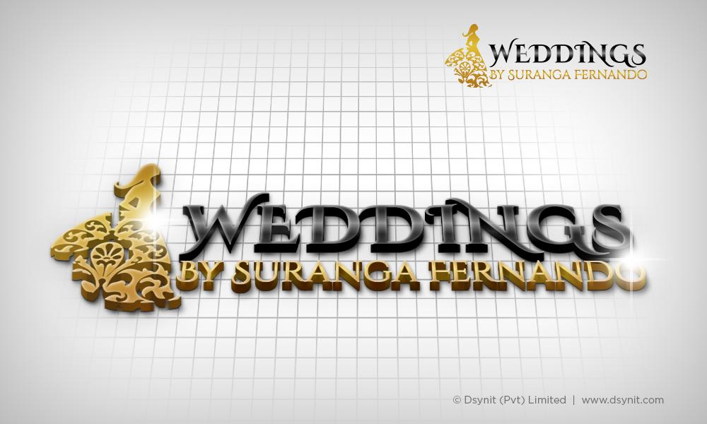 Logo - Weddings by Suranga Fernando