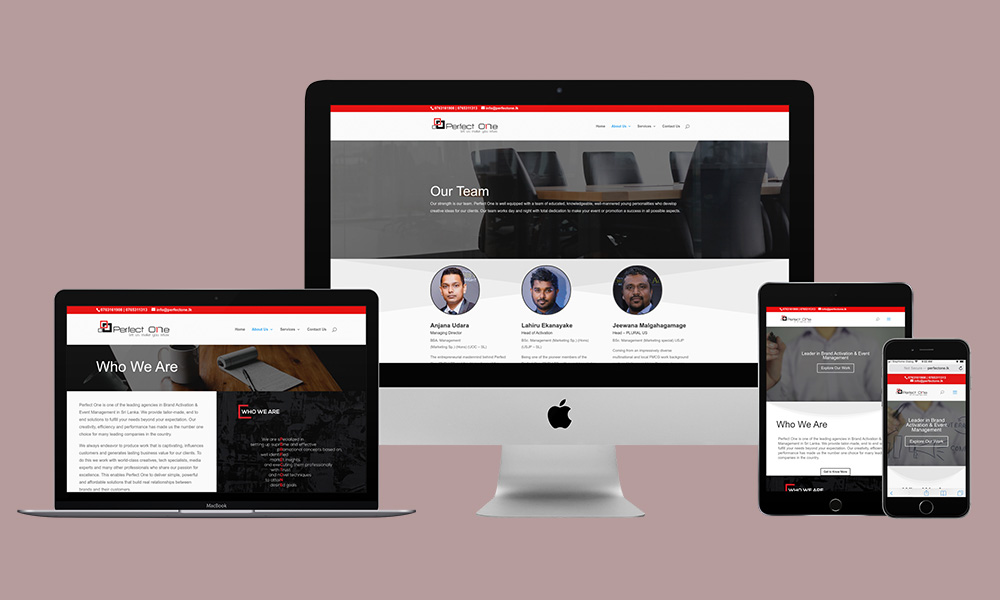 Responsive Web Design - Perfect One