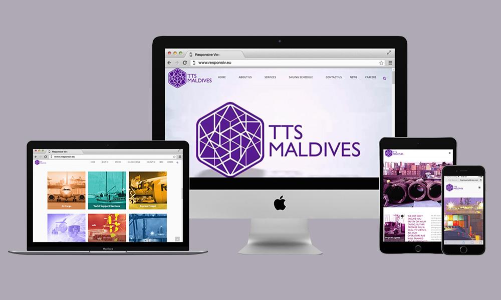 Responsive Web Design - TTS Group