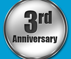 3rd Anniversary Celebrations